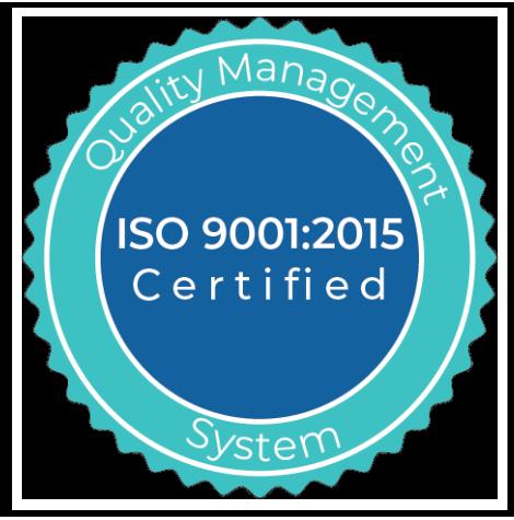 ISO 9001-2015 logo 2